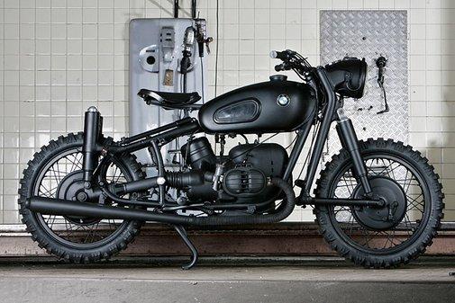 BMW R60/2 custom by Blitz Motorcycles