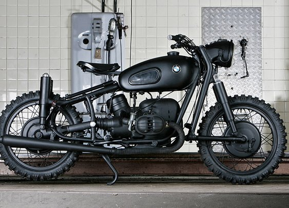 BMW R60/2 custom by Blitz Motorcycles