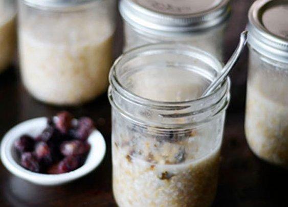 Make easy steel-cut oatmeal for breakfast