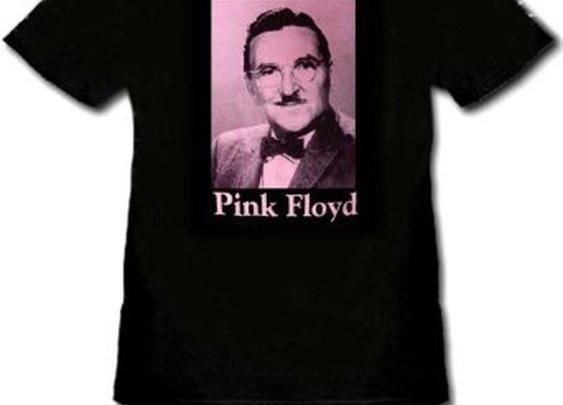 Pink Floyd (the barber) t-shirt