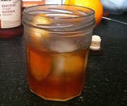 Making Bacon-Infused Bourbon