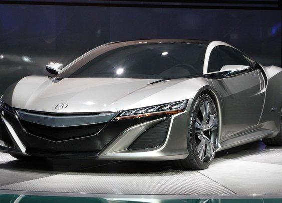 2013 Acura NSX