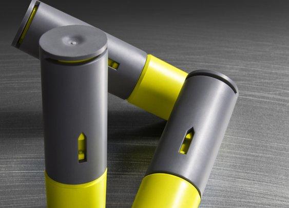 Uh, Wanted? Harvard Prof Invents A Caffeine Inhaler    Co.Design: business + innovation + design