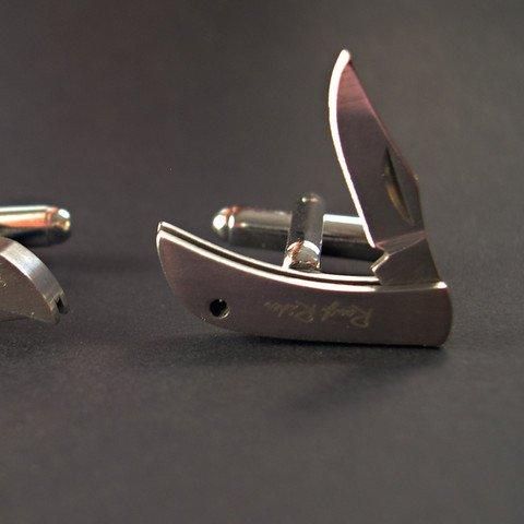 Knife Cufflinks