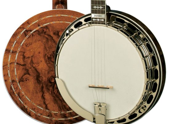 Huber Banjos Roanoke
