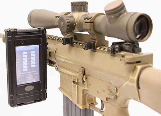 Brilliant gun tech