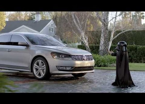 The Force: Volkswagen Commercial      - YouTube