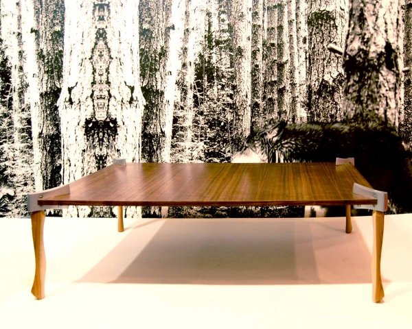 Woodsman Axe Coffee Table by Duffy London