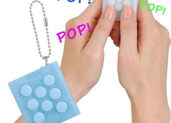 For those addicted to bubble wrap...