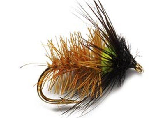 Flyfishing Flies / Ian's Crunchy Caddis -- Orvis