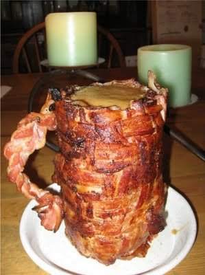 Bacon Mug of Cheese