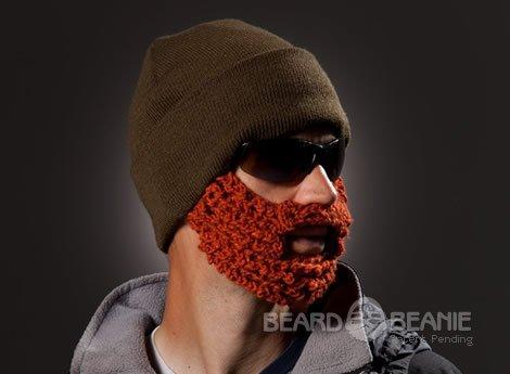 Beard Beanie - The Original Fitted Beard Hat