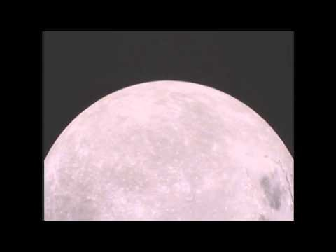 GRAIL Mission Returns First Video of Moon's Far Side