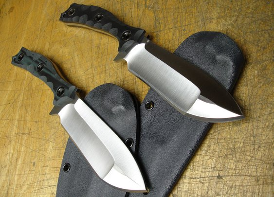 Cold Steel with warm handles by American Kami