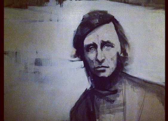 Henry David Thoreau - Instagram