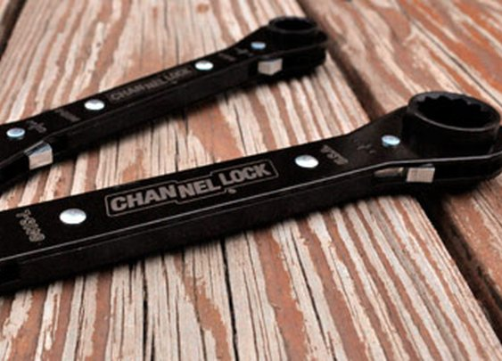 Ratcheting Wrench Set