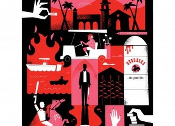 Dexter Limited Edition Season 6 Silk-Screen Print