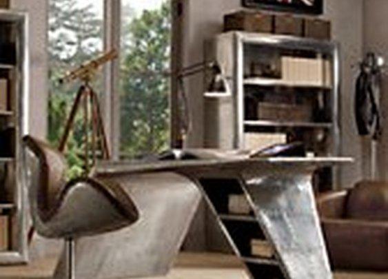 Aviator Wing Desk   Desks   Restoration Hardware