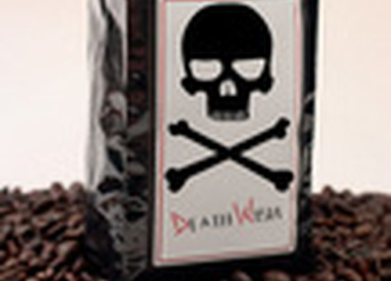 Death Wish Coffee Company - The Strongest Coffee in the World