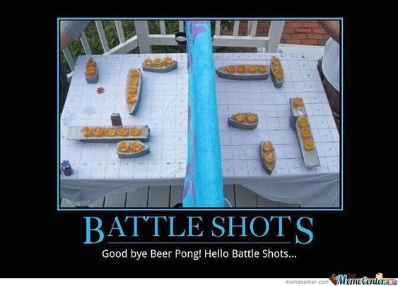 Battleshots!!! - Meme Center