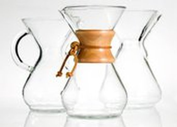 Chemex -  The absolute best way to make a handcrafted cup of coffee
