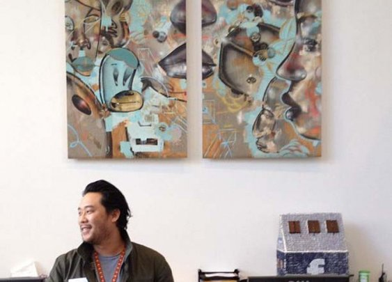 Facebook IPO's biggest winner may be artist David Choe - SlashGear