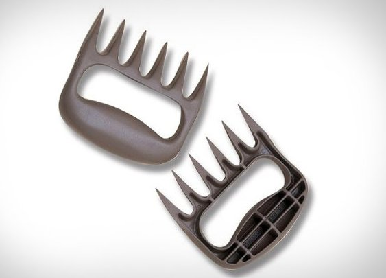 Bear Paw Meat Handler Forks | Uncrate