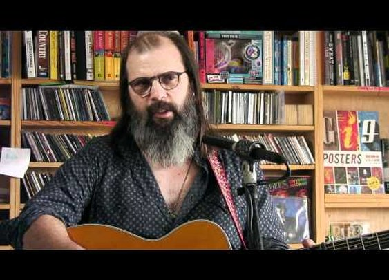 Steve Earle: NPR Music Tiny Desk Concert      - YouTube