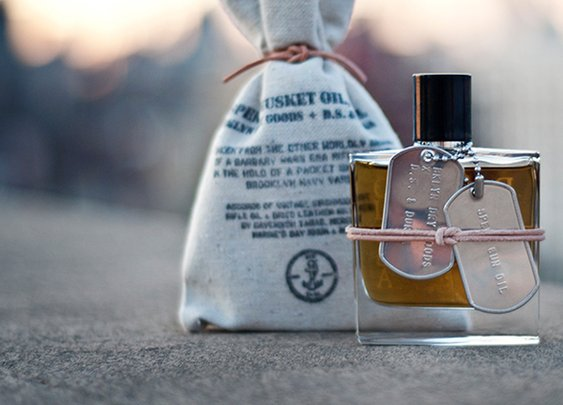 Cologne that Smells Like a Spent Gun