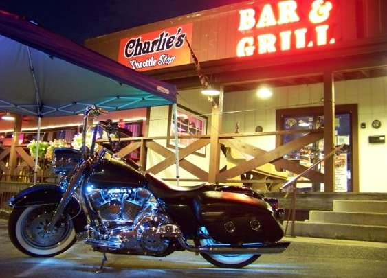 Bike Bar and Grill