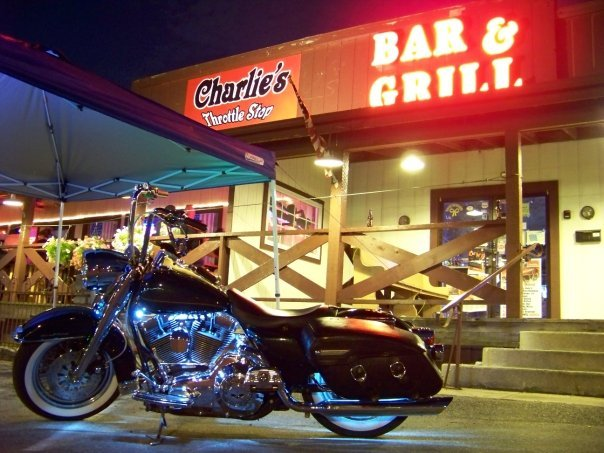 Bike Bar and Grill