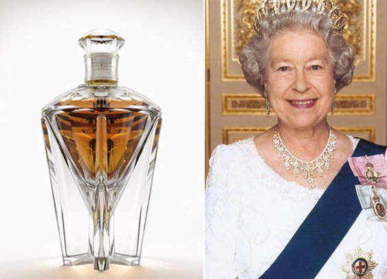 Diageo' s £100K limited edition scotch whisky to celebrate Queen's coronation jubilee