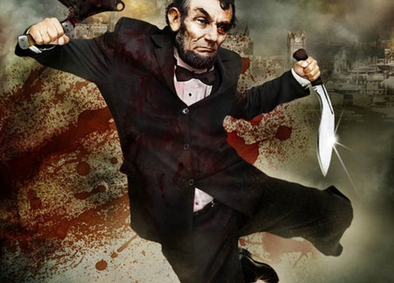 The Asylum's Abraham Lincoln Vs. Zombies Poster - MovieWeb.com