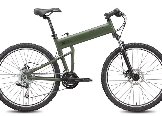 The Paratrooper Bike