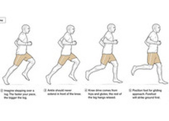 A New Form Is All You Need To Avoid Running Injuries
