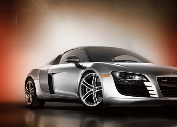 Audi of America  > 2012 Audi R8