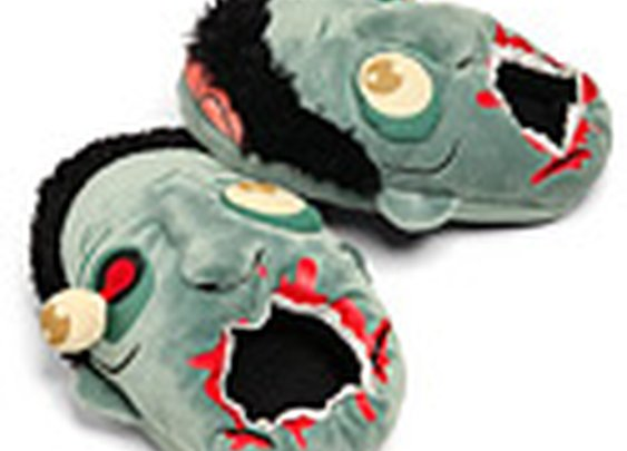 ThinkGeek Zombie Slippers