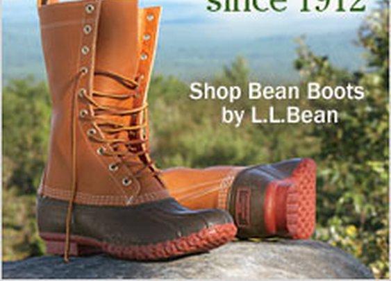 100th Anniversary of LL Bean