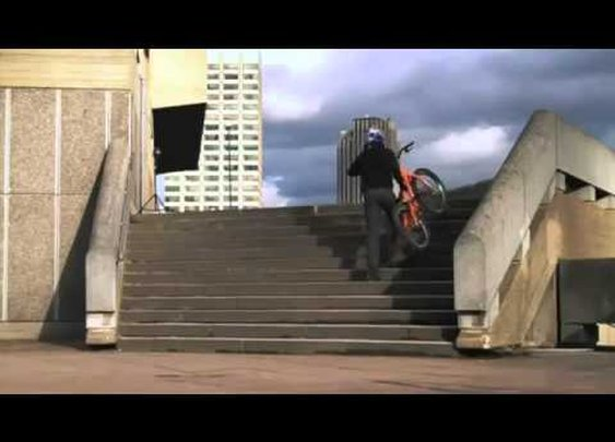 The Best of Danny macaskill 2011      - YouTube
