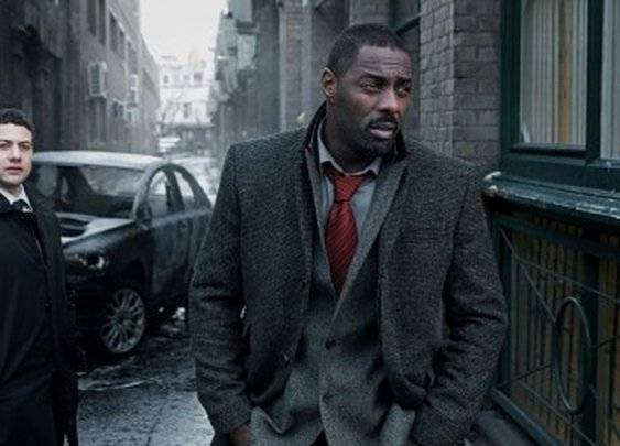 Luther   BBC America
