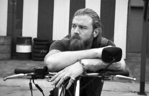 Man Crush Worthy - Ryan Hurst