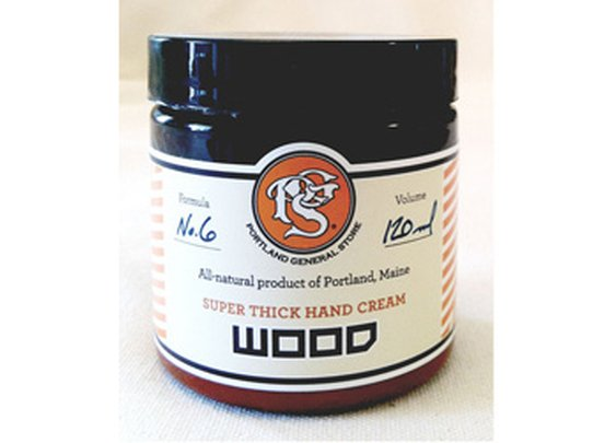 Wood Hand Cream by Portland General Store