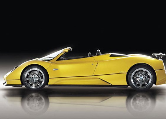 Pagani Automobili | Zonda Roadster