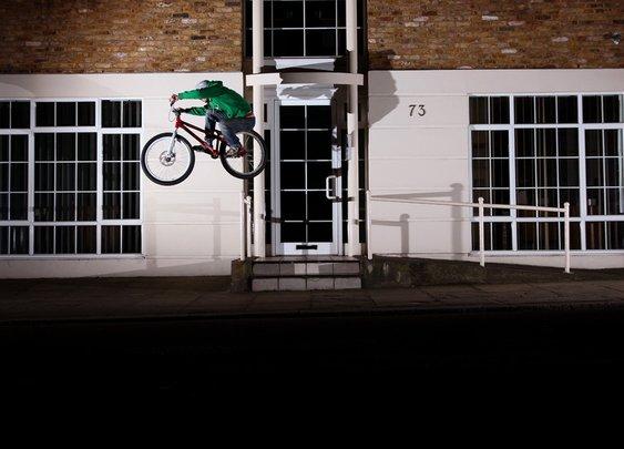 Inspired Bicycles - Trials Bikes & Street Mountain Bikes