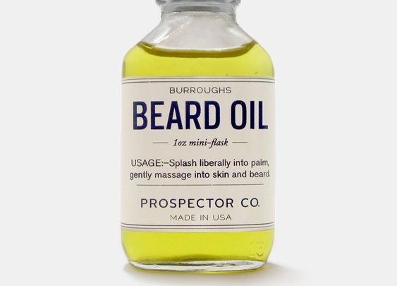Prospector Co. Beard Oil