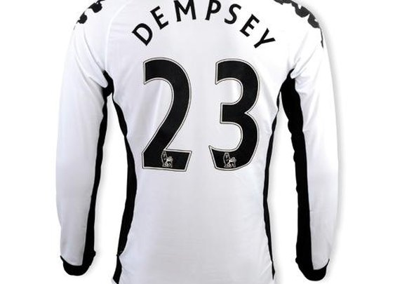 Fulham Dempsey Jersey