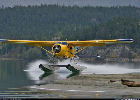 De Havilland Canada DHC-2 Beaver Mk1 Aircraft Pictures | Airliners.net