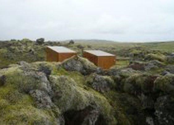 Blágil Park Ranger's Cabins, Iceland