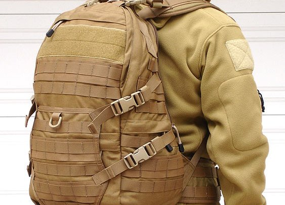 Triple Aught Design Fast Pack