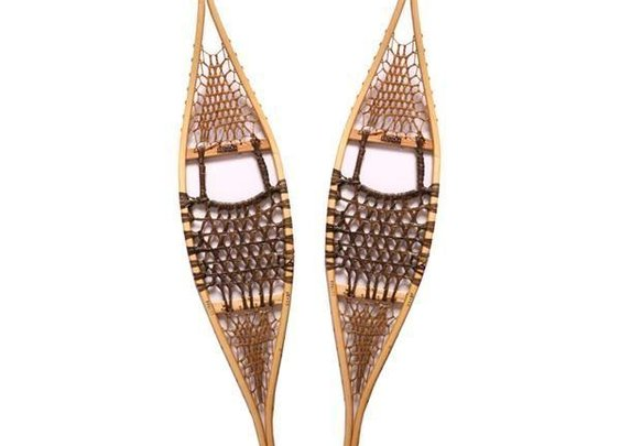 Iversons Ojibwa Snowshoes